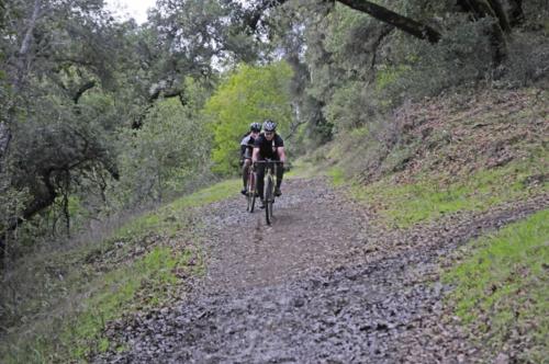 Crossbike down hill Feb-4-2016