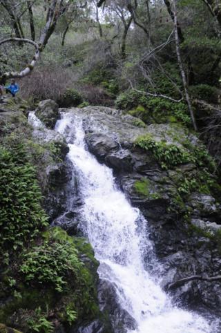 Cascade Falls outside of Fairfax Feb-4-2016