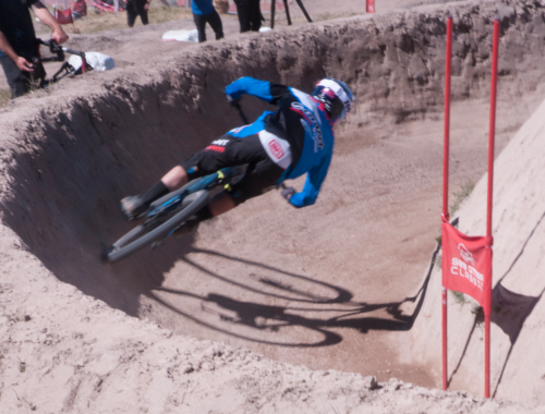 Photo 8066 Sea Otter Classic dual slalom competition