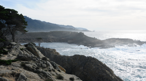 Photo Highway 1 outside Point Lobos09