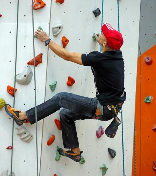 Photo 476064_1920: Wall climbing