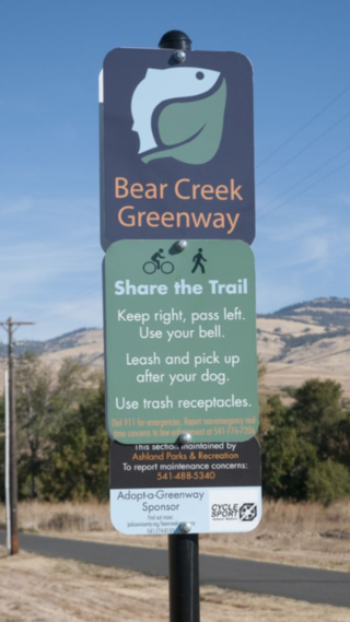 Bear Creek Greenway