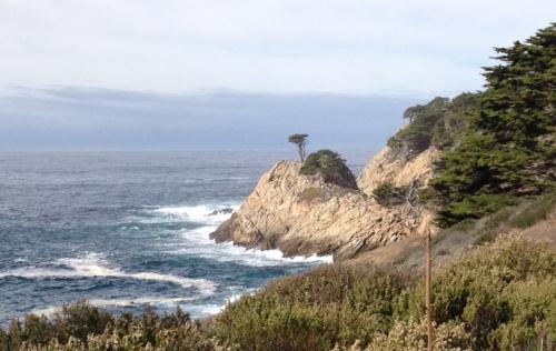 Iconic Carmel Coast - Found by Bike