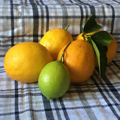 A few good lemons